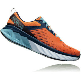 Hoka One One Arahi 3 Running Shoes Men Nasturtium/Patriot Blue